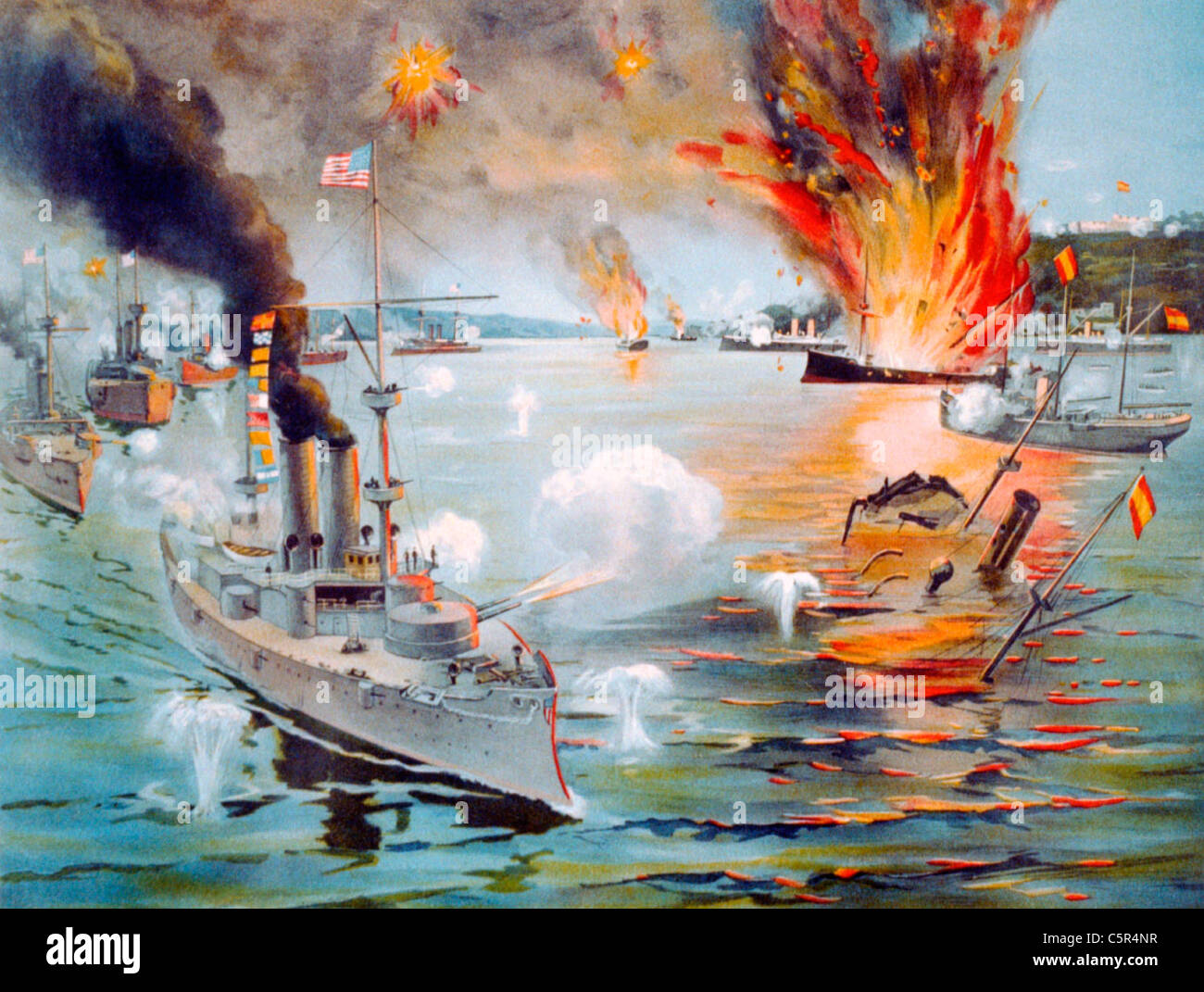 the background of the spanish american war of 1898 The spanish american war: 1898 the spanish-american war, like the civil war  a third of a century earlier, had a high incidence of deaths from disease.