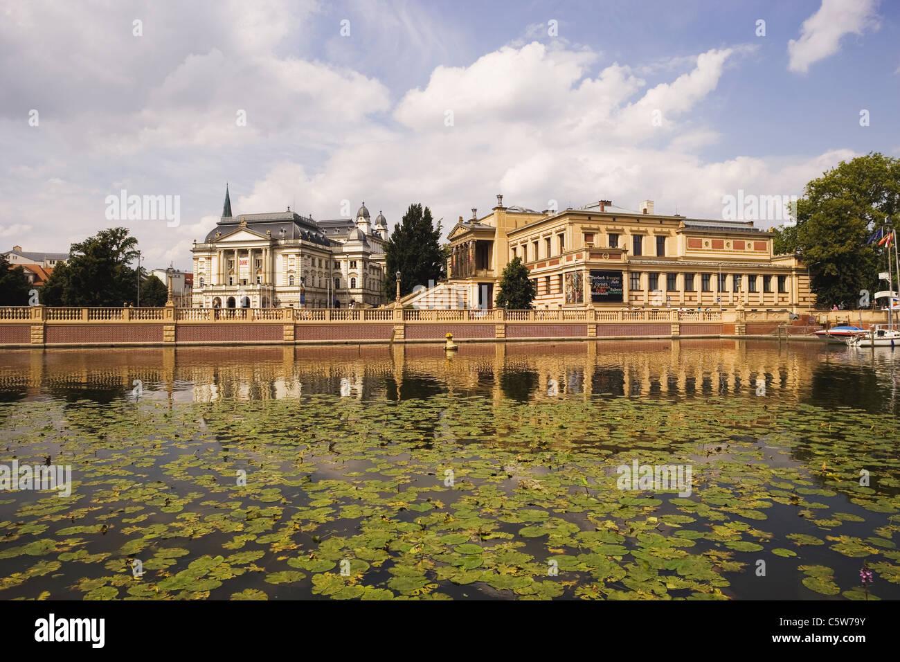 Manor Houses and Castles in Mecklenburg Vorpommern