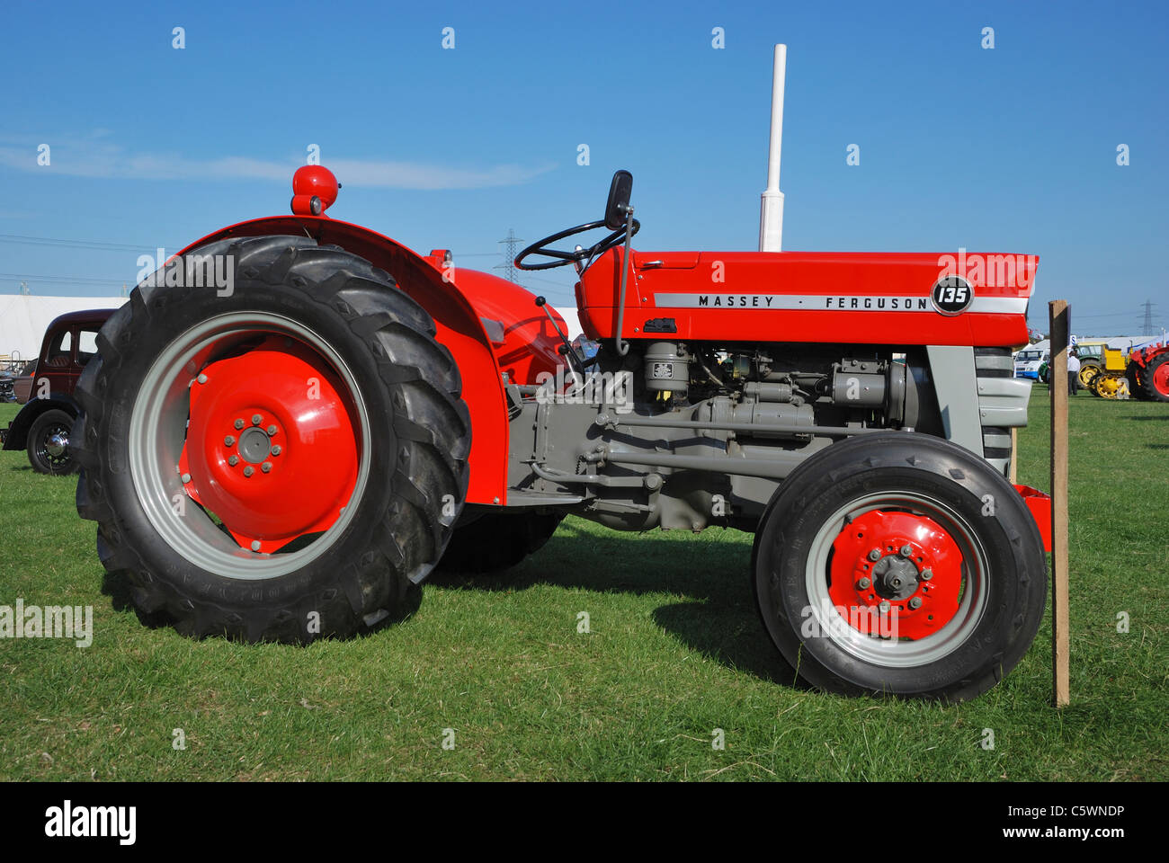 a 1965 massey ferguson 135 tractor lincolnshire england. Black Bedroom Furniture Sets. Home Design Ideas
