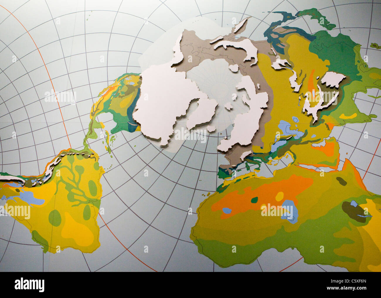 northern hemisphere map stock photos northern hemisphere map