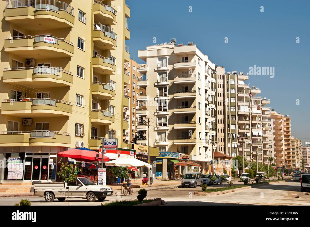 mersin turkey modern architecture new town city turkish - Modern Trkis
