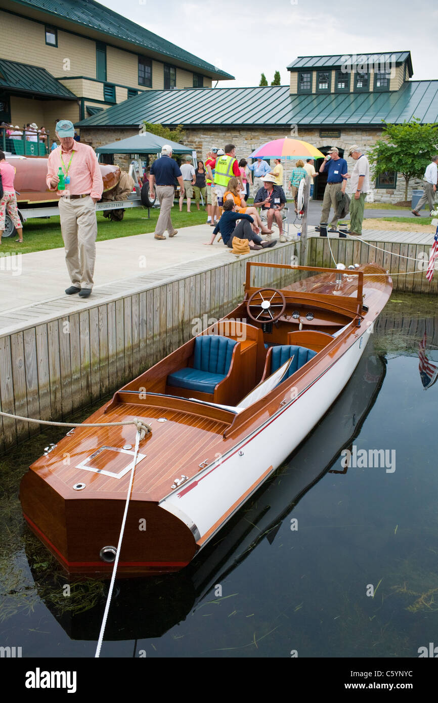 John Hacker Boat Antique Boat Show Oldest In USA Antique Boat - Oldest museums in usa