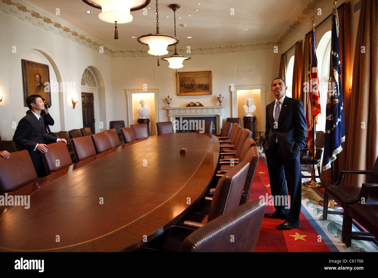 White House Cabinet Room Chairs