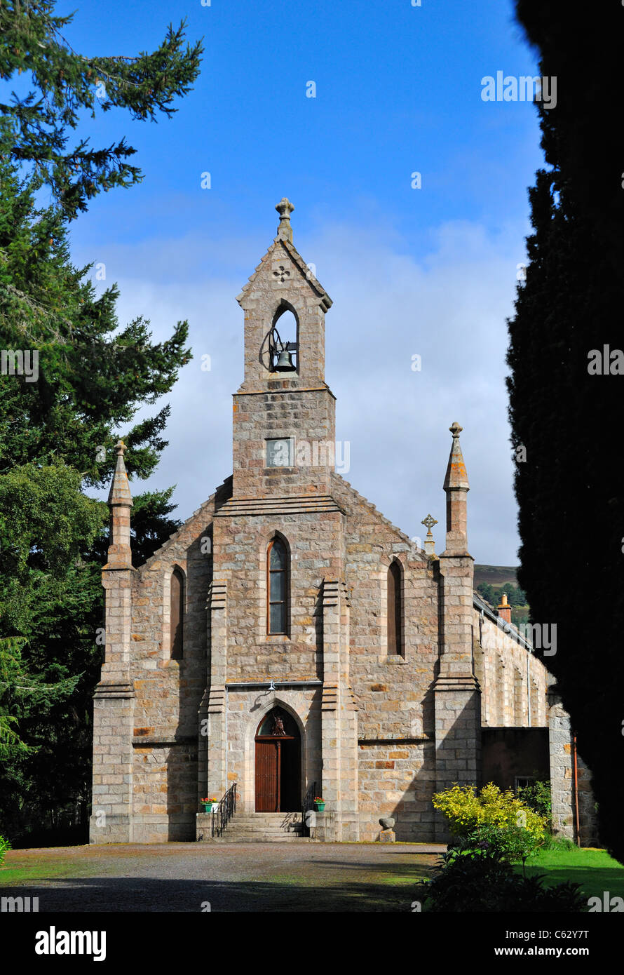 Roman Catholic Church of Saint Andrew. Braemar, Royal ...