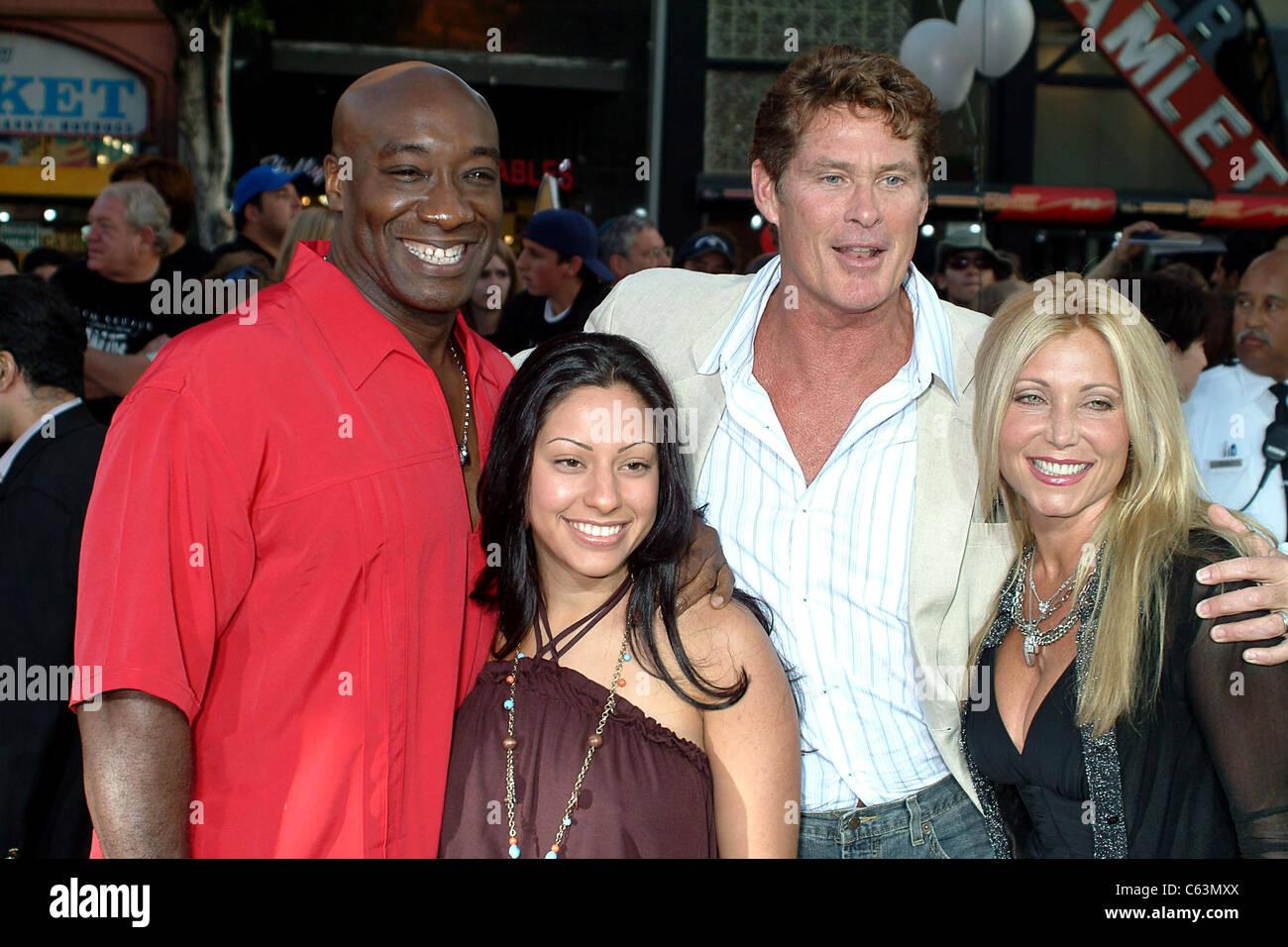 Michael Clarke Duncan Wife David Hasselhoff Wife At