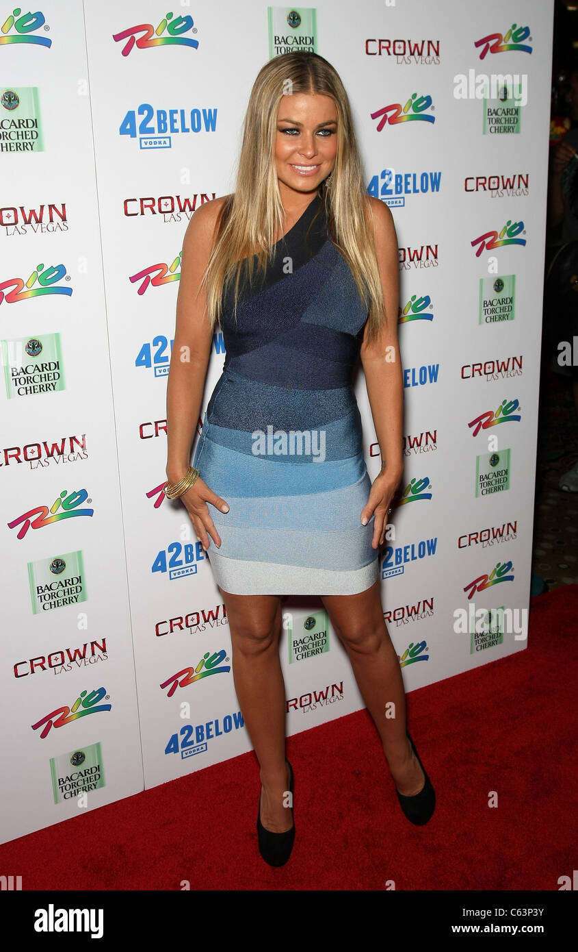 Carmen Electra in attendance for Carmen Electra and Rob ...