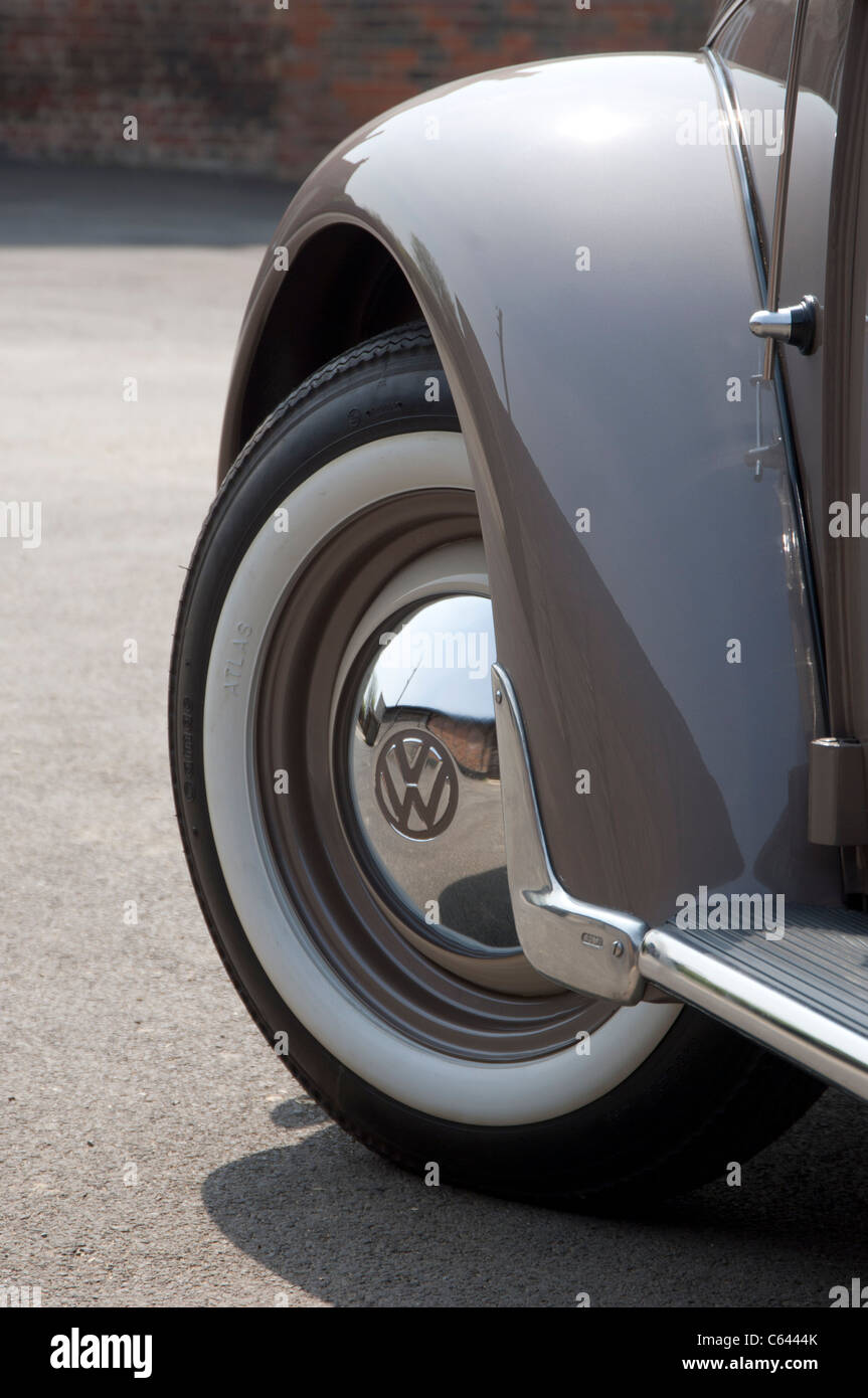 1954 Vw Volkswagen Beetle Classic Air Cooled Rear Engine