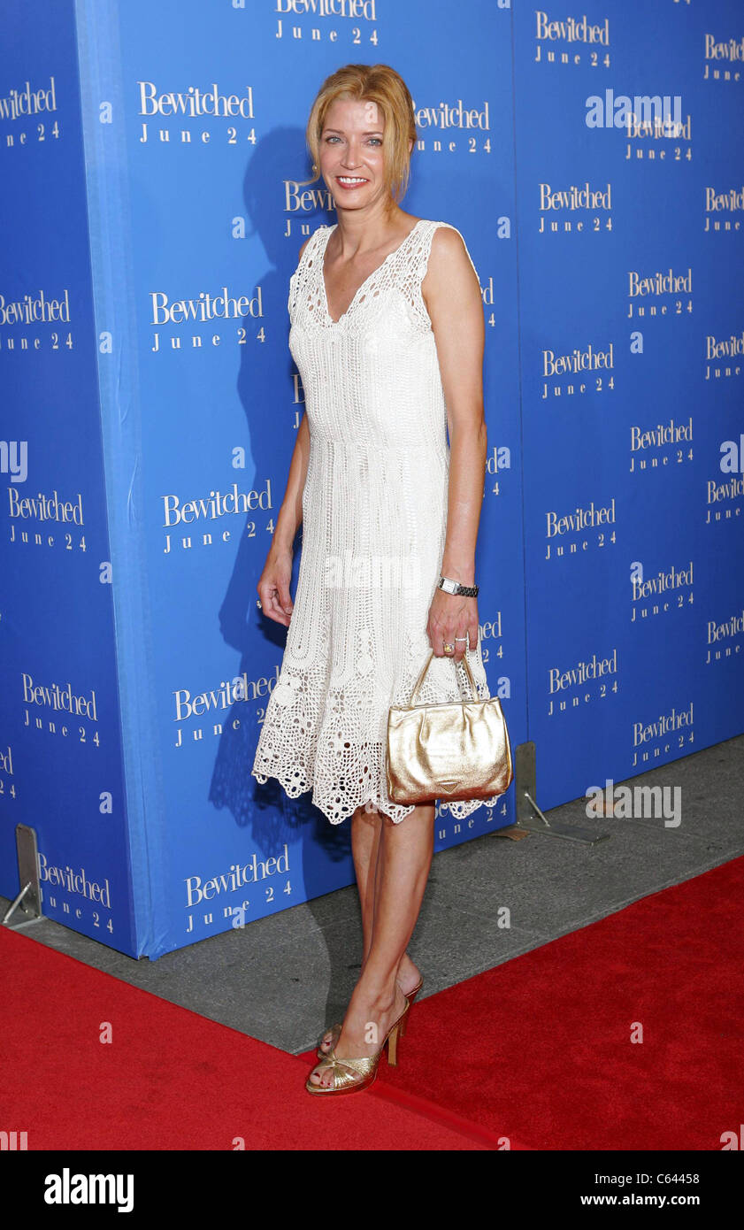 Candace Bushnell Candace Bushnell At Arrivals For Bewitched World Premiere The