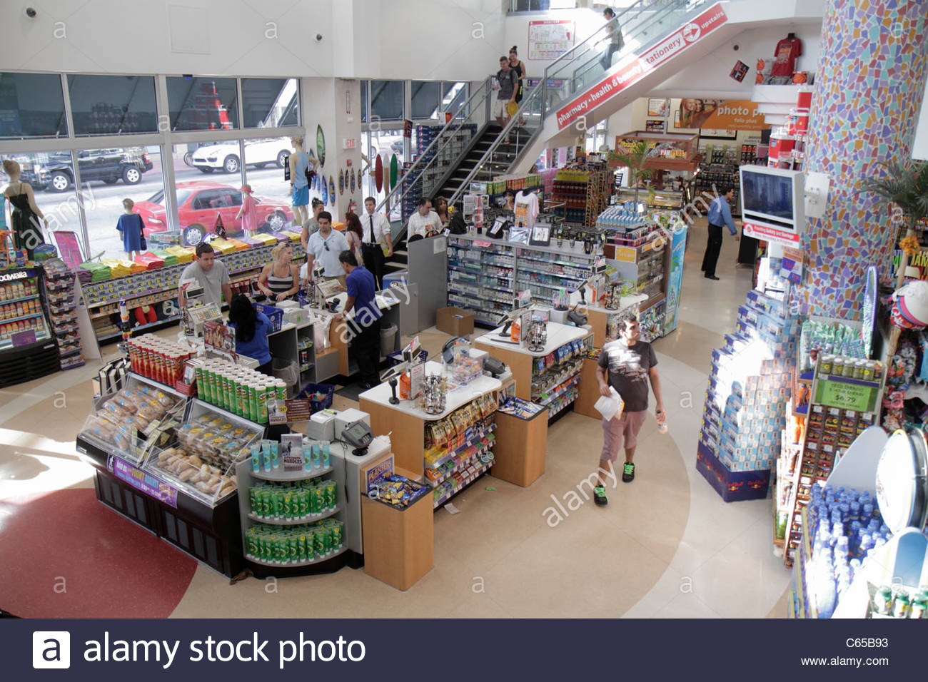 walgreens business plan walgreens counter stock photos amp walgreens counter stock images miami beach florida walgreen s business drugstore chain pharmacy checkout counter consumer