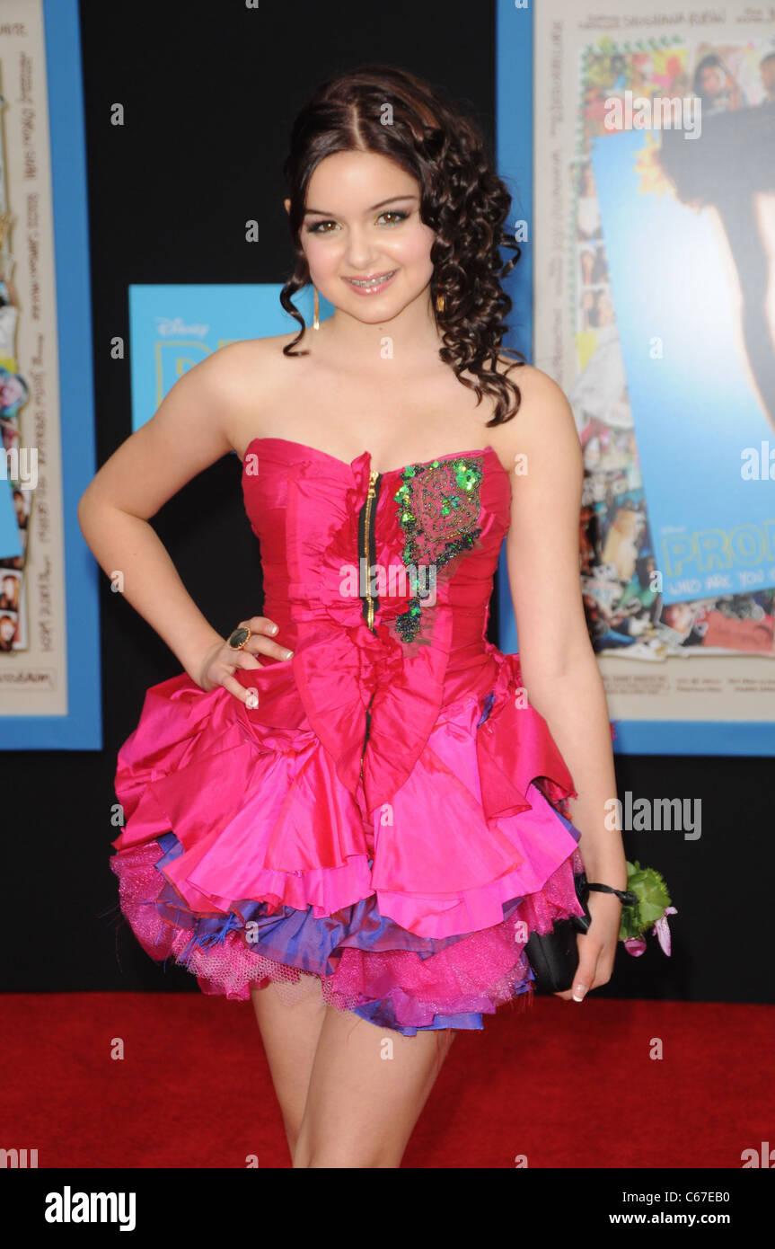 Ariel Winter Prom Dress