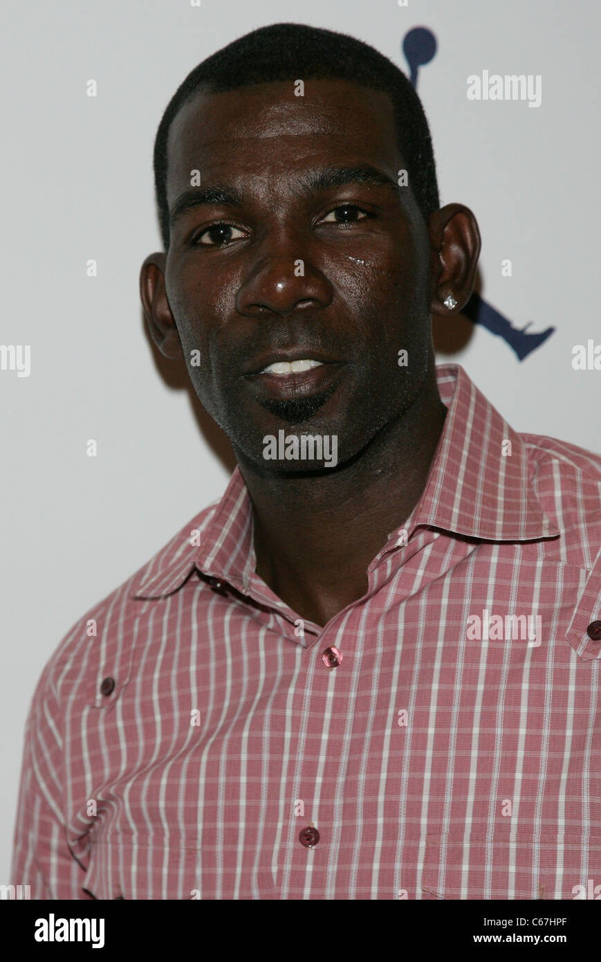 Michael Finley at arrivals for 10th Annual Michael Jordan