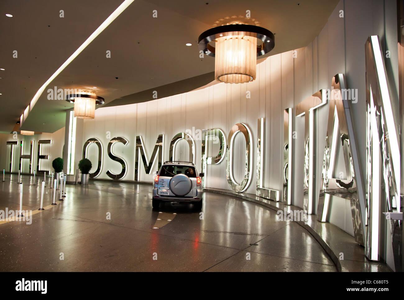 Cosmopolitan Hotel Las Vegas Free Parking