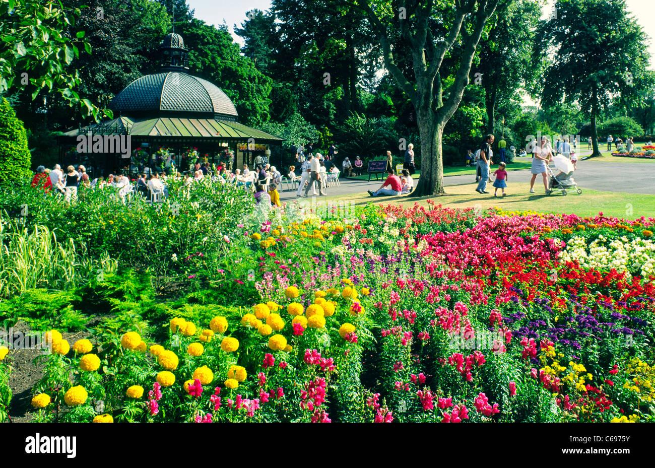 Harrogate north yorkshire england the victorian period for Garden design harrogate