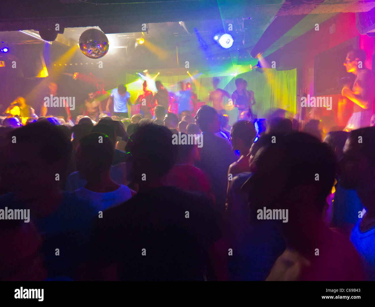 Gay Dance Floor 44