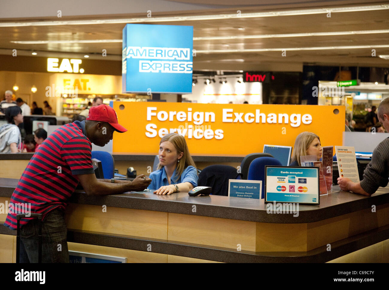 About Currency Exchange International - Stamford Town Center in Stamford, CT: