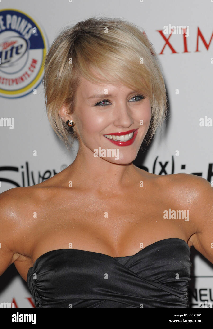 Nicky whelan at arrivals for the maxim hot 100 party eden los stock