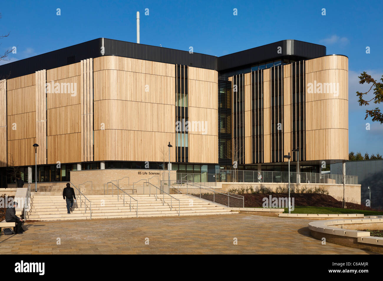 Building  Southampton University