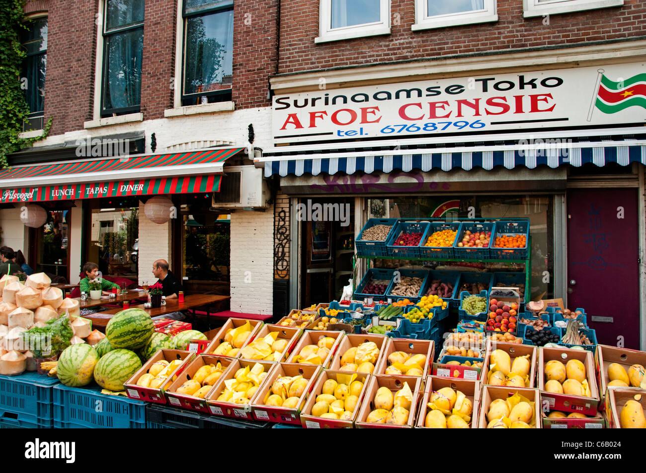 surinaamse toko amsterdam albert cuypstraat cuyp market