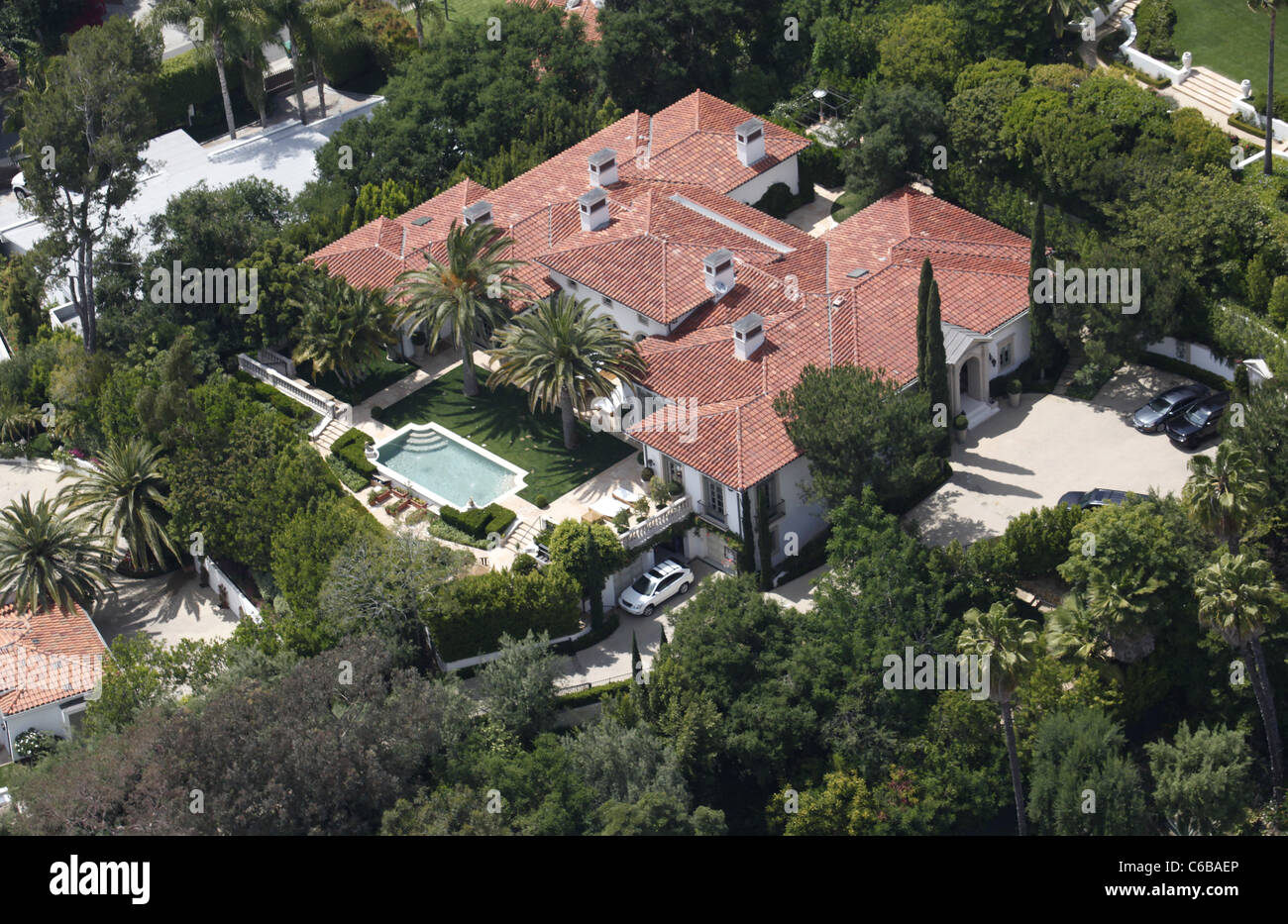 Aerial view of the house david beckham and victoria for See images of my house