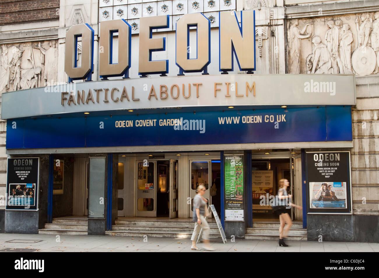 Odeon Cinema Near Covent Garden London Garden Ftempo