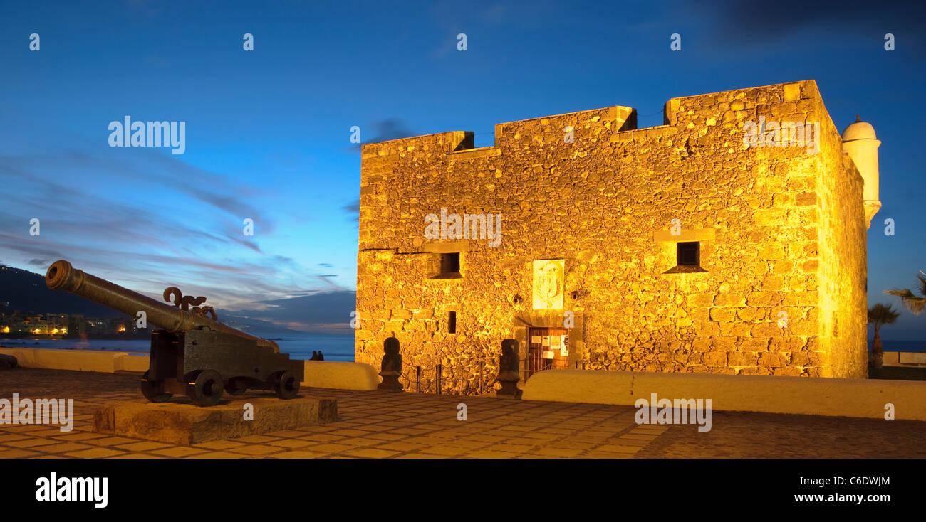 Castillo de san felipe puerto de la cruz tenerife canary islands stock photo royalty free - Hotel san felipe tenerife puerto de la cruz ...