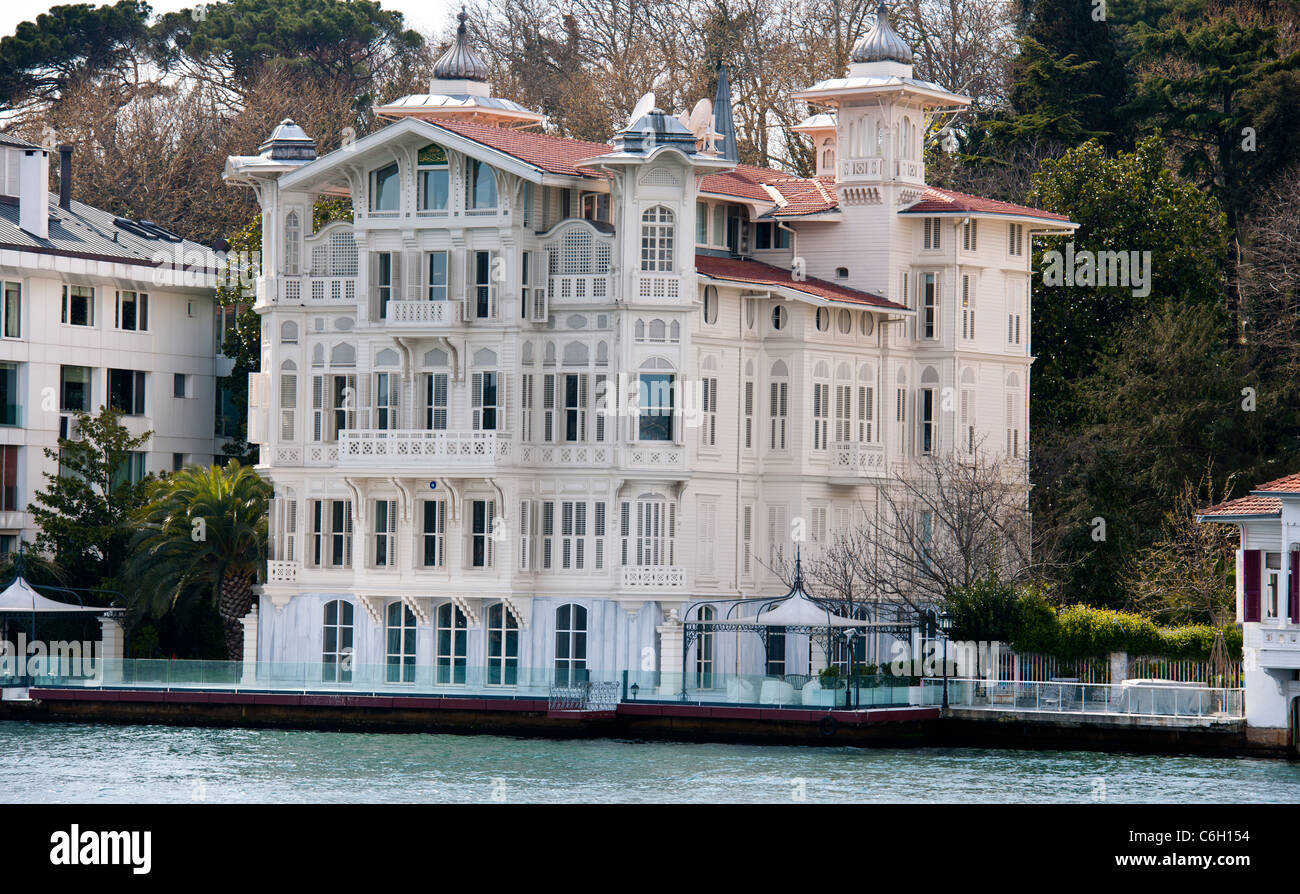 Bosphorus Villa,Yalis,(Turkish Word),Luxury Waterside ...