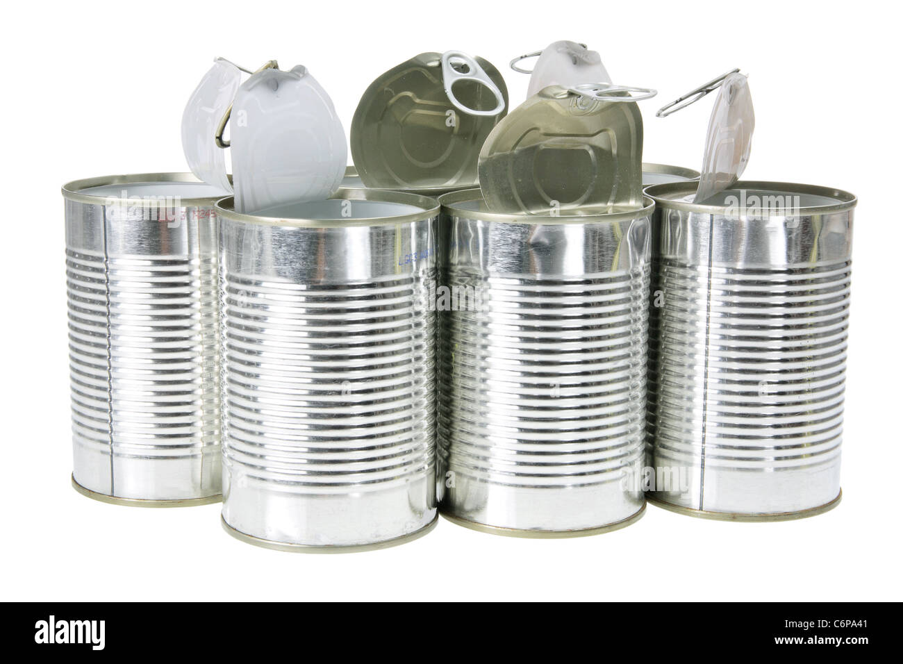 empty tin cans stock photo royalty free image 38599569