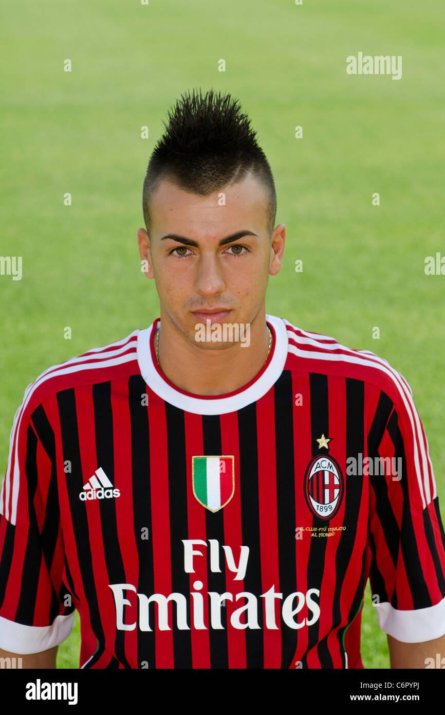 Stephan El Shaarawy Milan AUGUST 25 2011 Football Soccer
