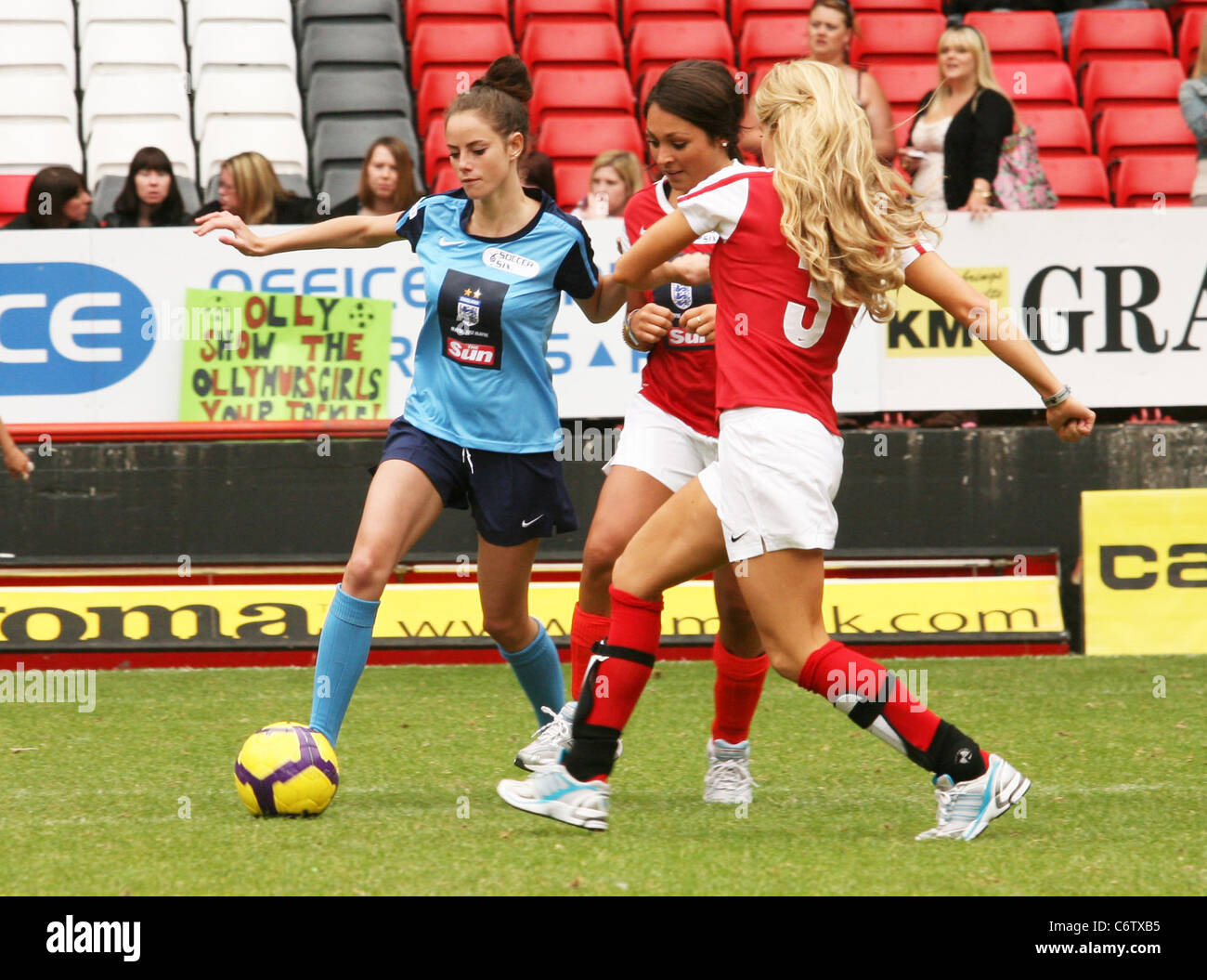 Pictures From Soccer Six 2015 - imagecollect.com