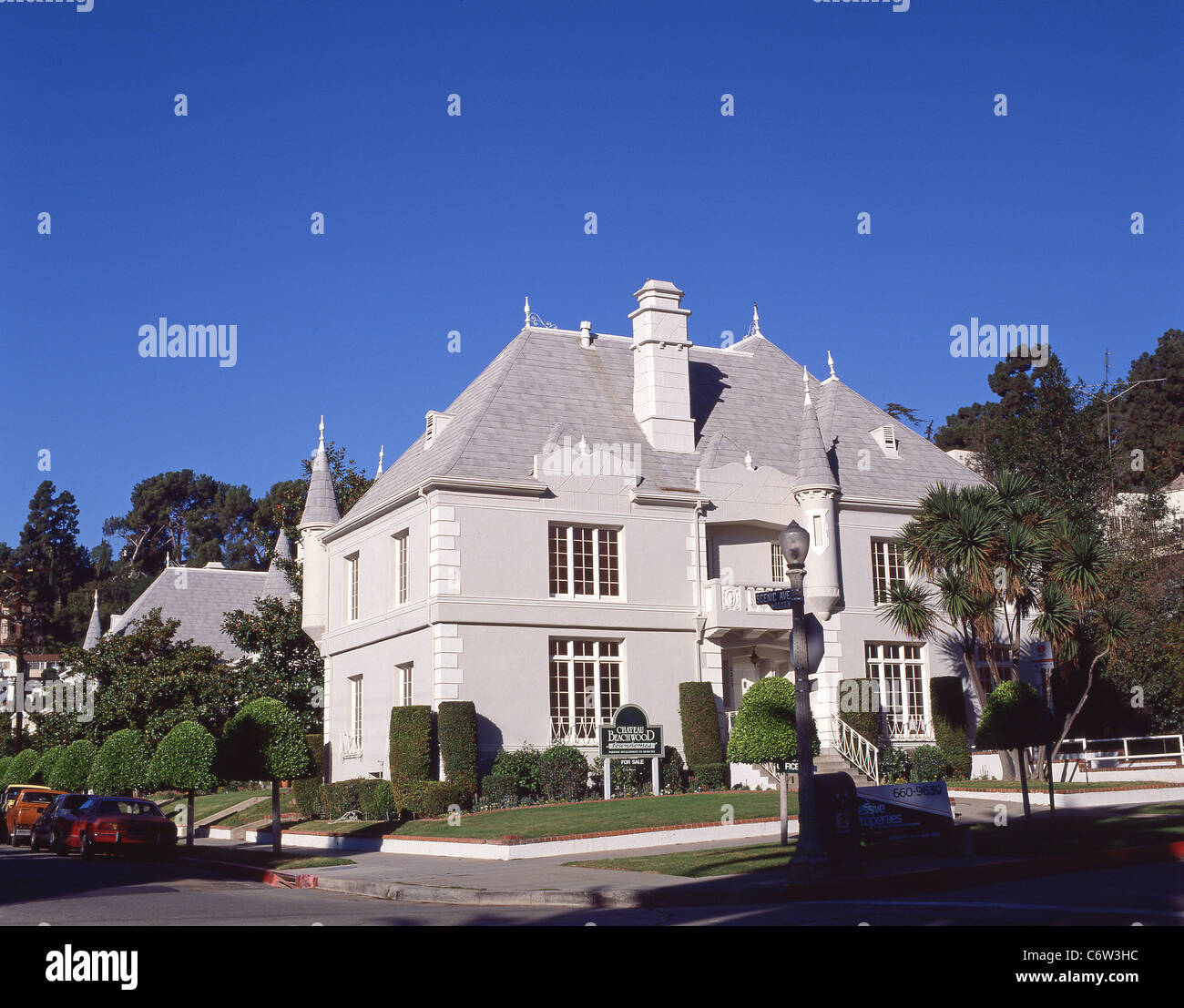 Beverly Hills Mansion, Beverly Hills, Los Angeles