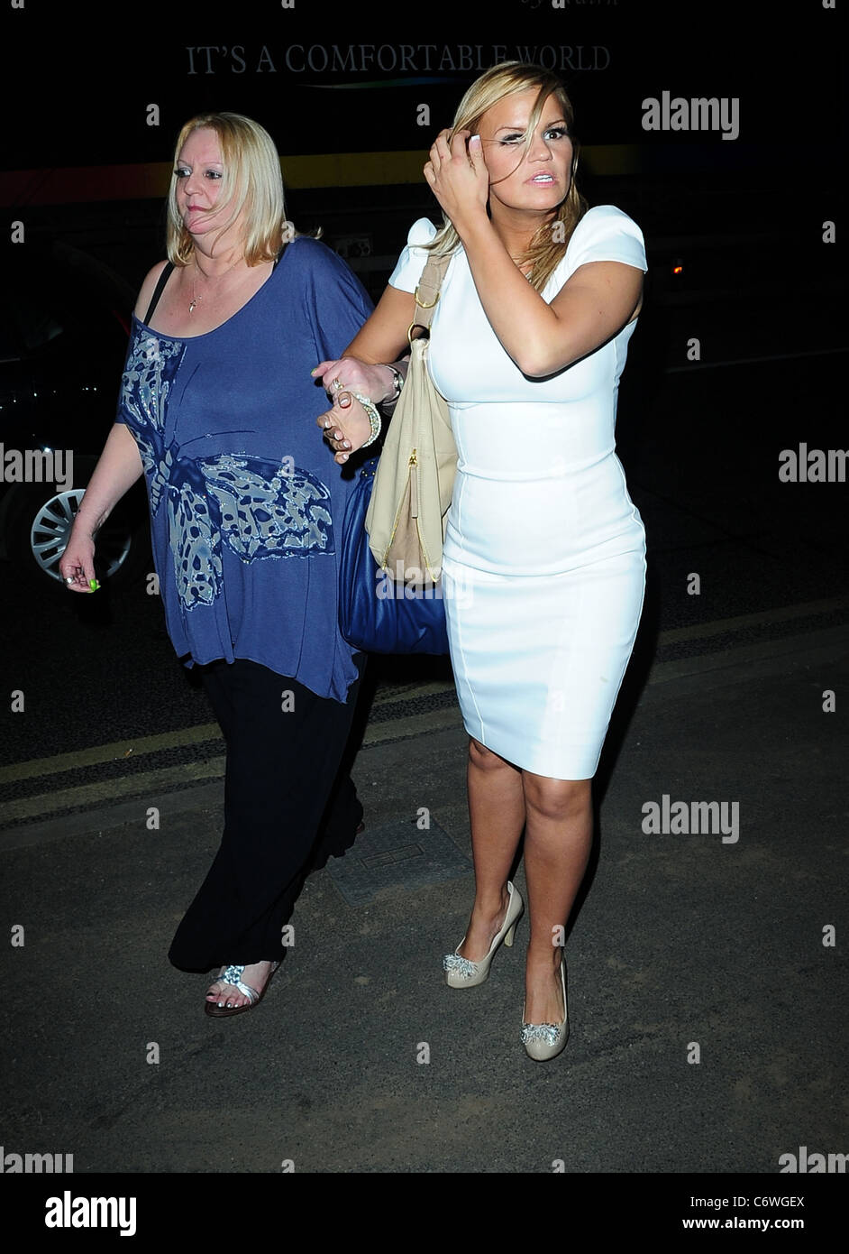 White apron in warrington
