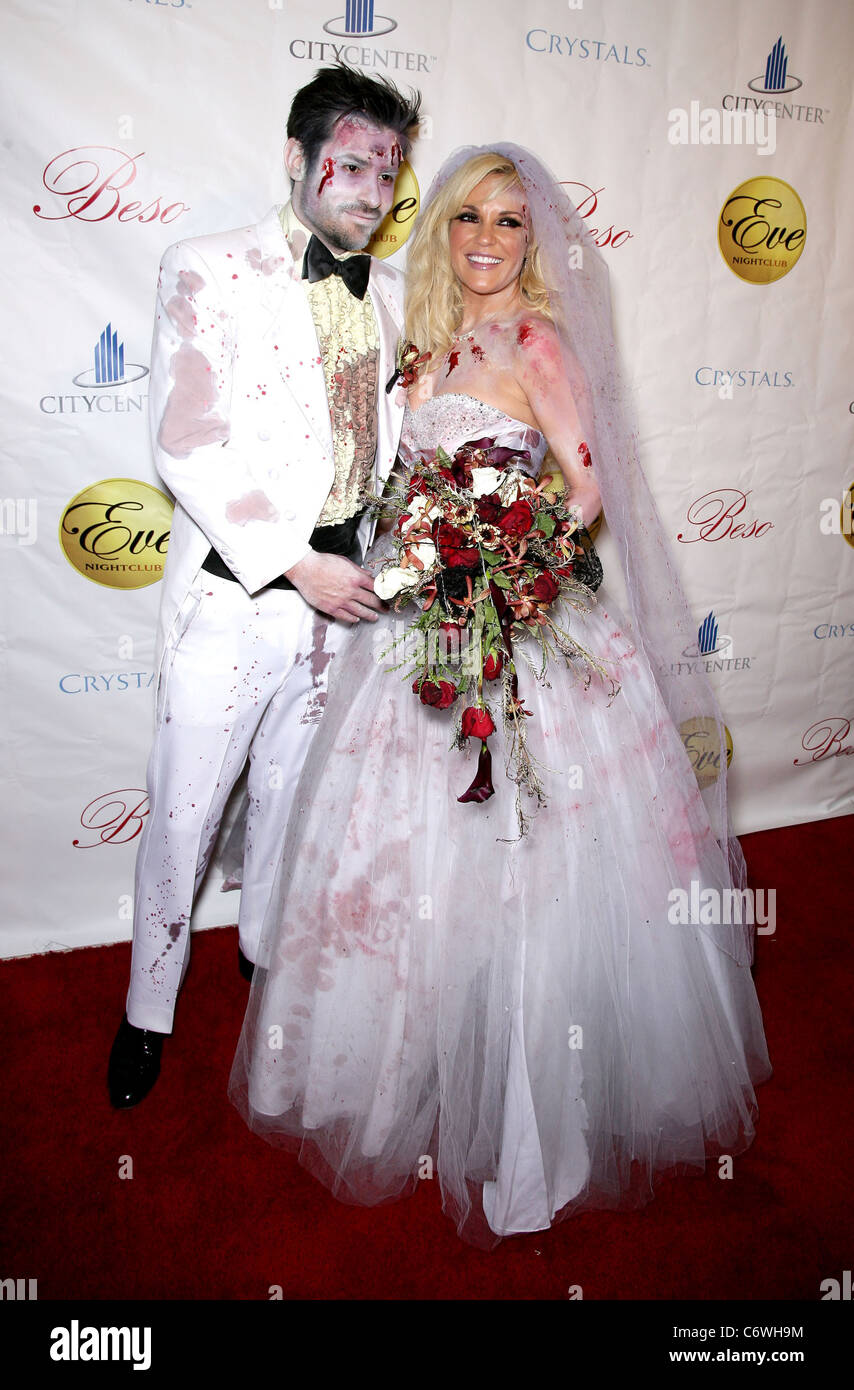 Nick Carpenter and Bridget Marquardt Bridget Marquardt hosts ...