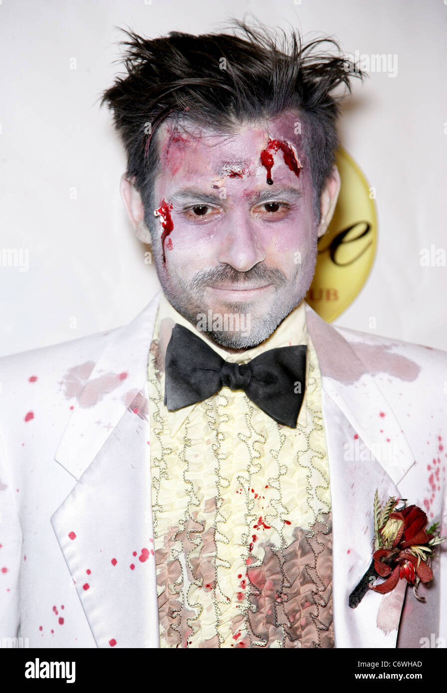 Nick Carpenter Bridget Marquardt hosts Halfway to Halloween ...