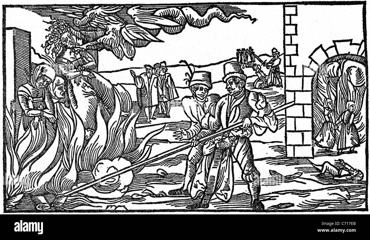 witchcraft deutsch