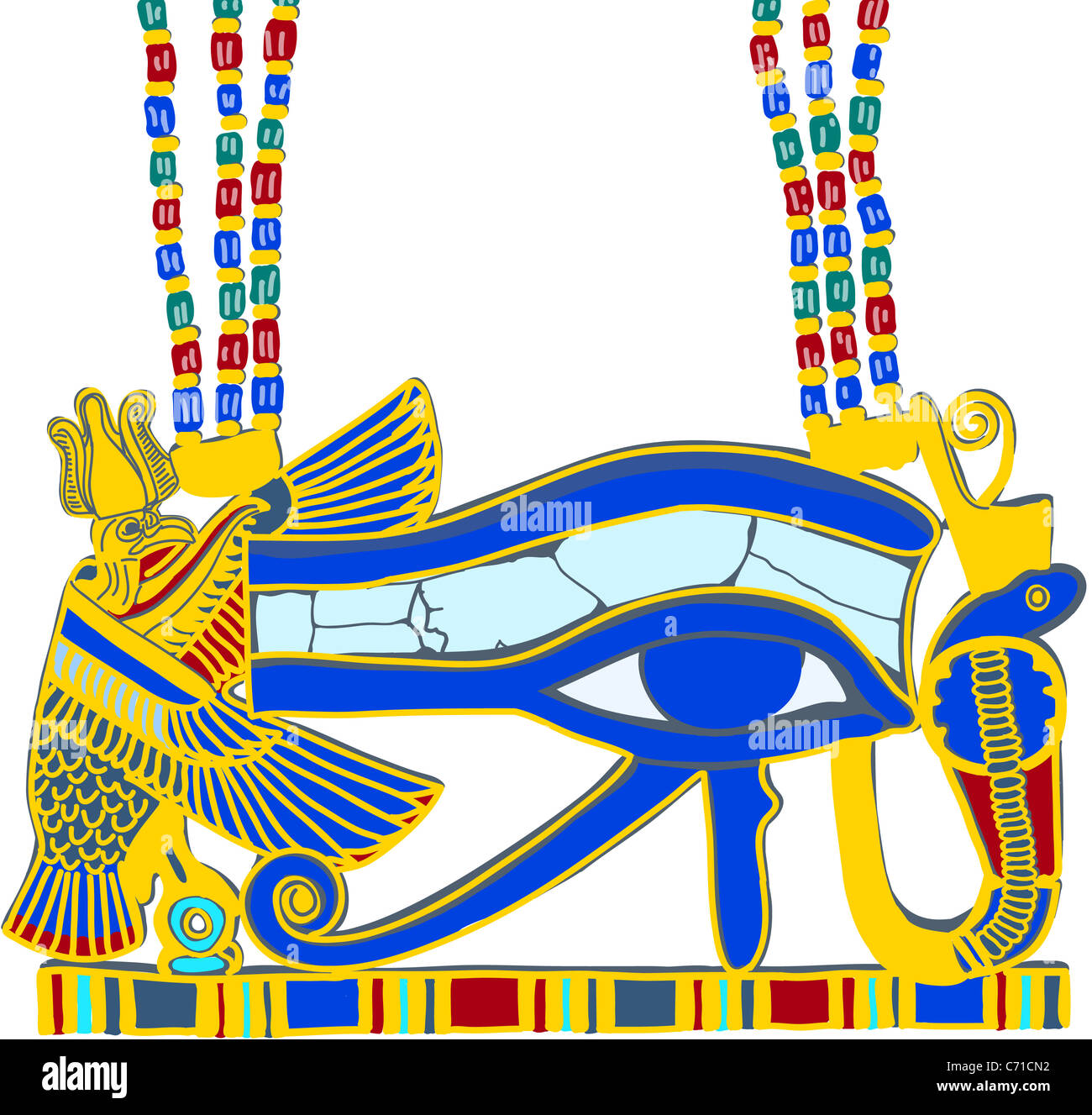 Eye of horus ancient egyptian symbol of protection royal power eye of horus ancient egyptian symbol of protection royal power and good health biocorpaavc Images