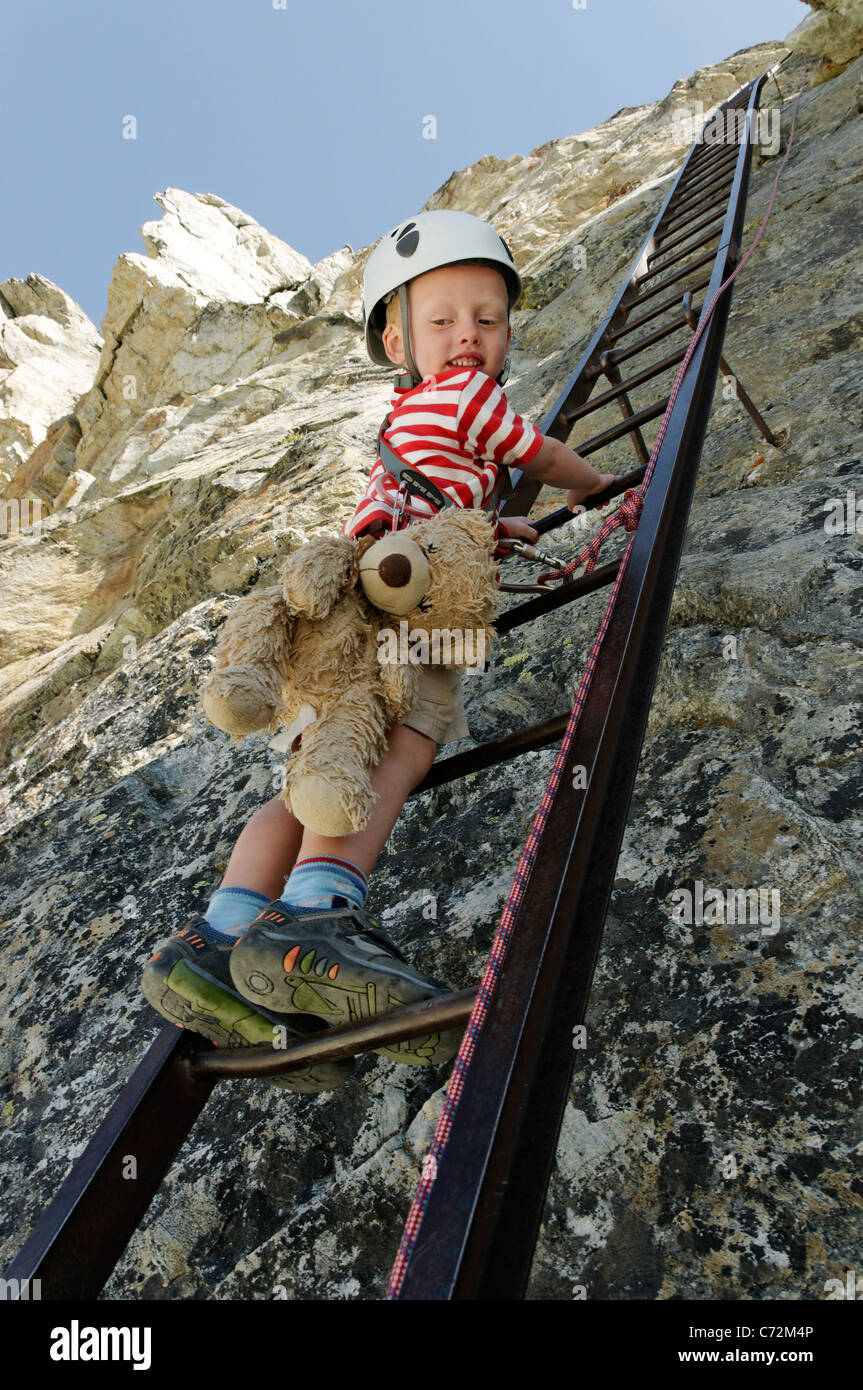 life ladders archives ladders engineering theladders ceo job hunt a young boy climbing down the ladders at the pas de chevres