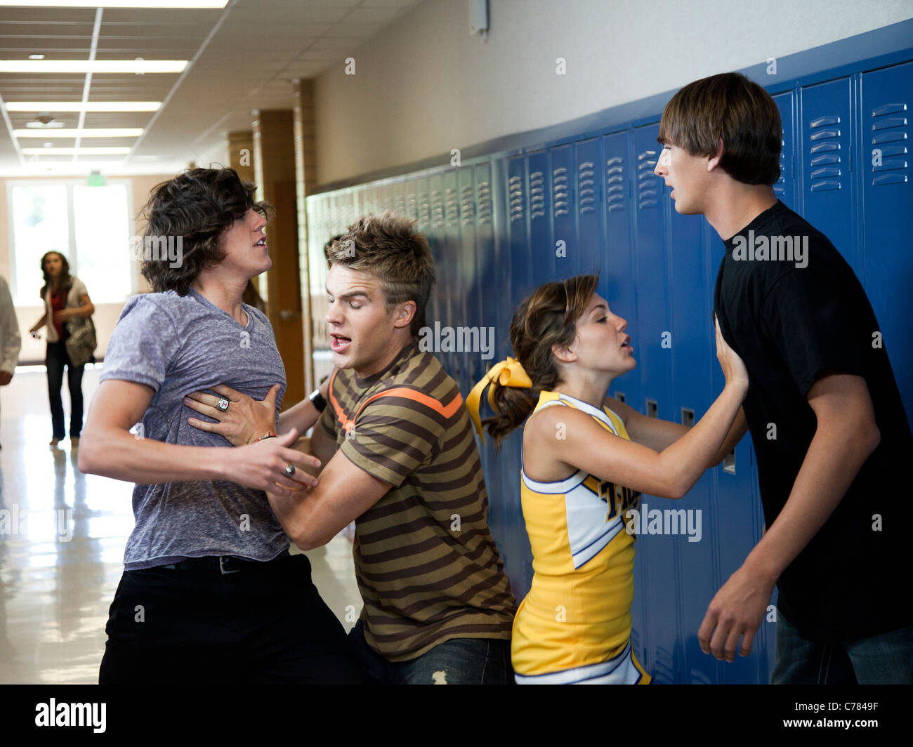 children fighting at school - photo #3