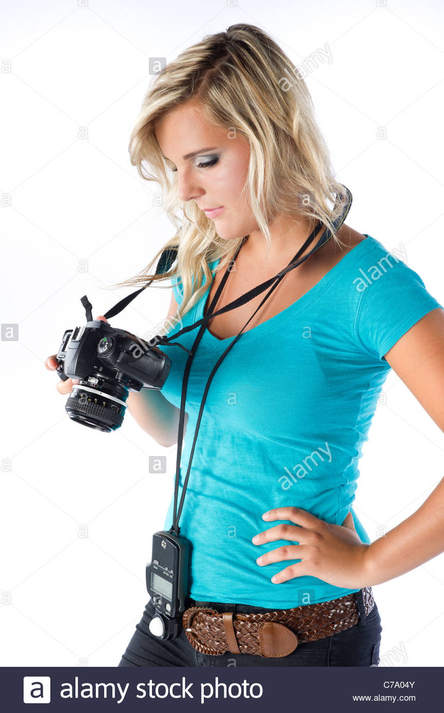 Teen girls camera