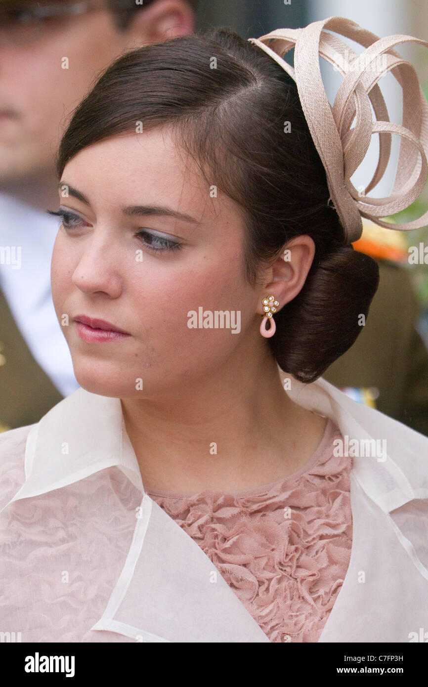 portrait of princess alexandra of luxembourg stock photo royalty free image 39069957 alamy. Black Bedroom Furniture Sets. Home Design Ideas