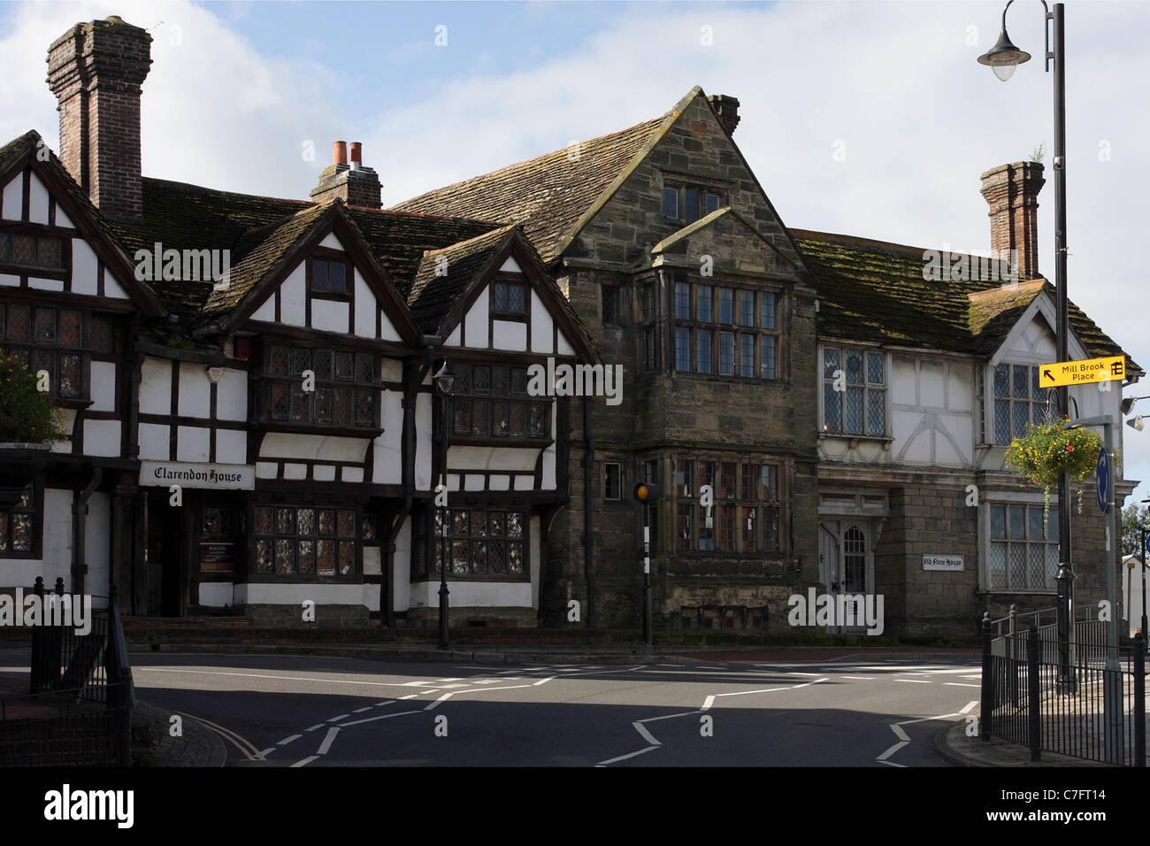 Tudor Architecture tudor architecture,situated in judges terrace are these examples