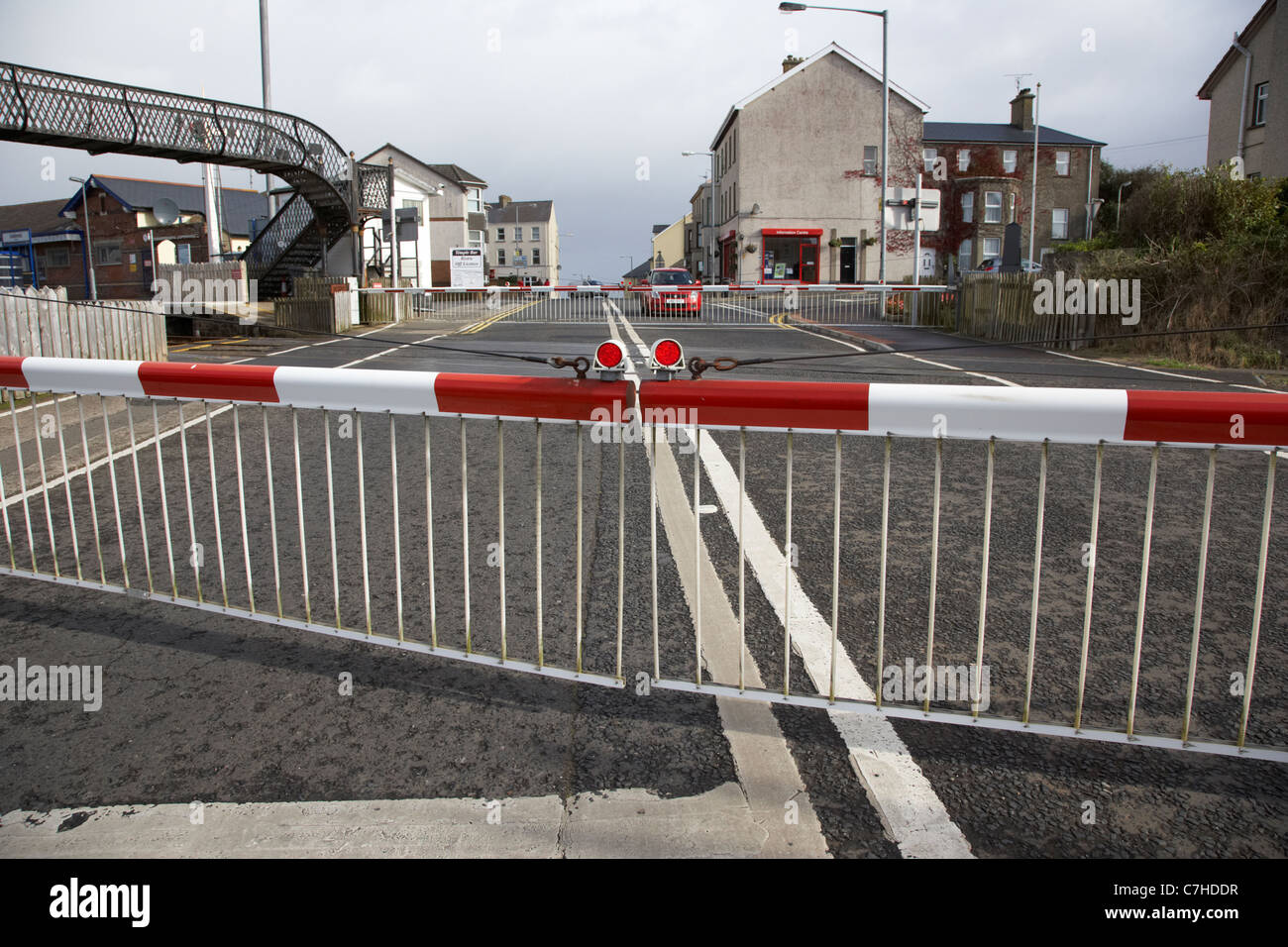 images How to Cross a Railroad Crossing