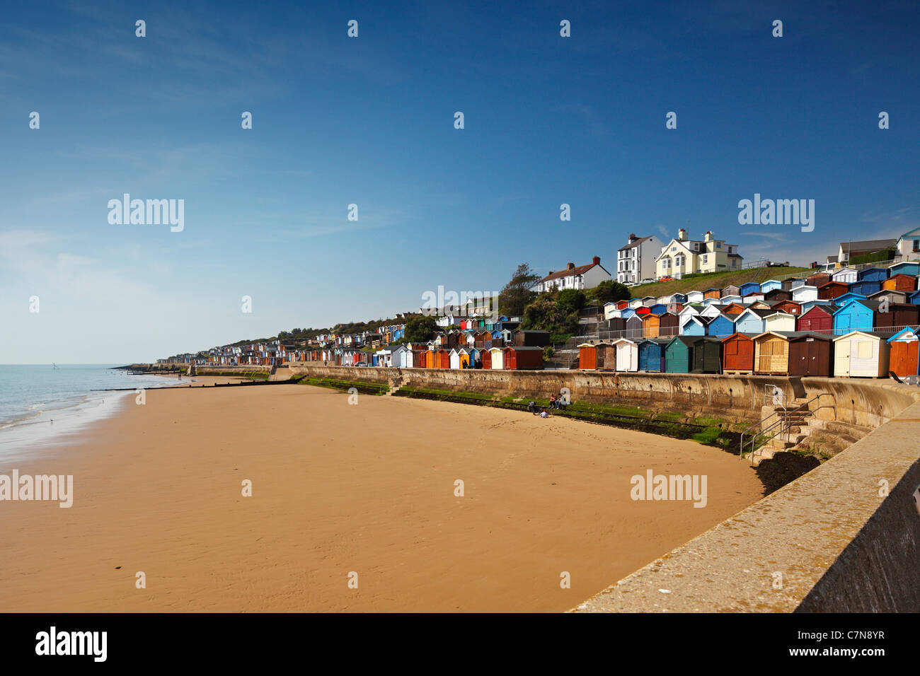 Walton On The Naze Stock Photo Royalty Free Image