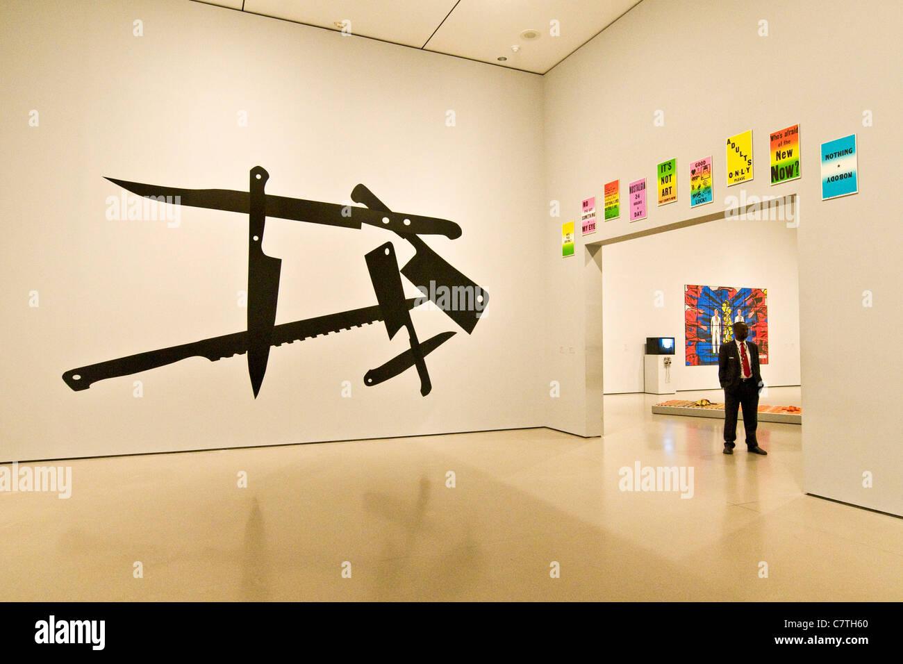 USA New York New York City Manhattan Museum Of Modern Art - Number of art museums in usa
