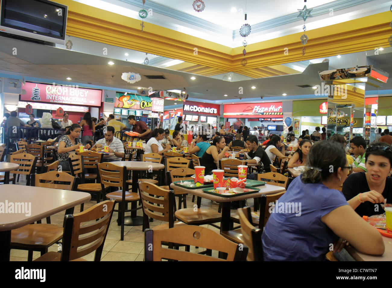Fast Food Restaurant Office