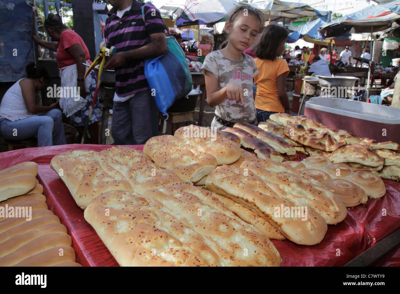 Oriental Food Market In Nicaragua