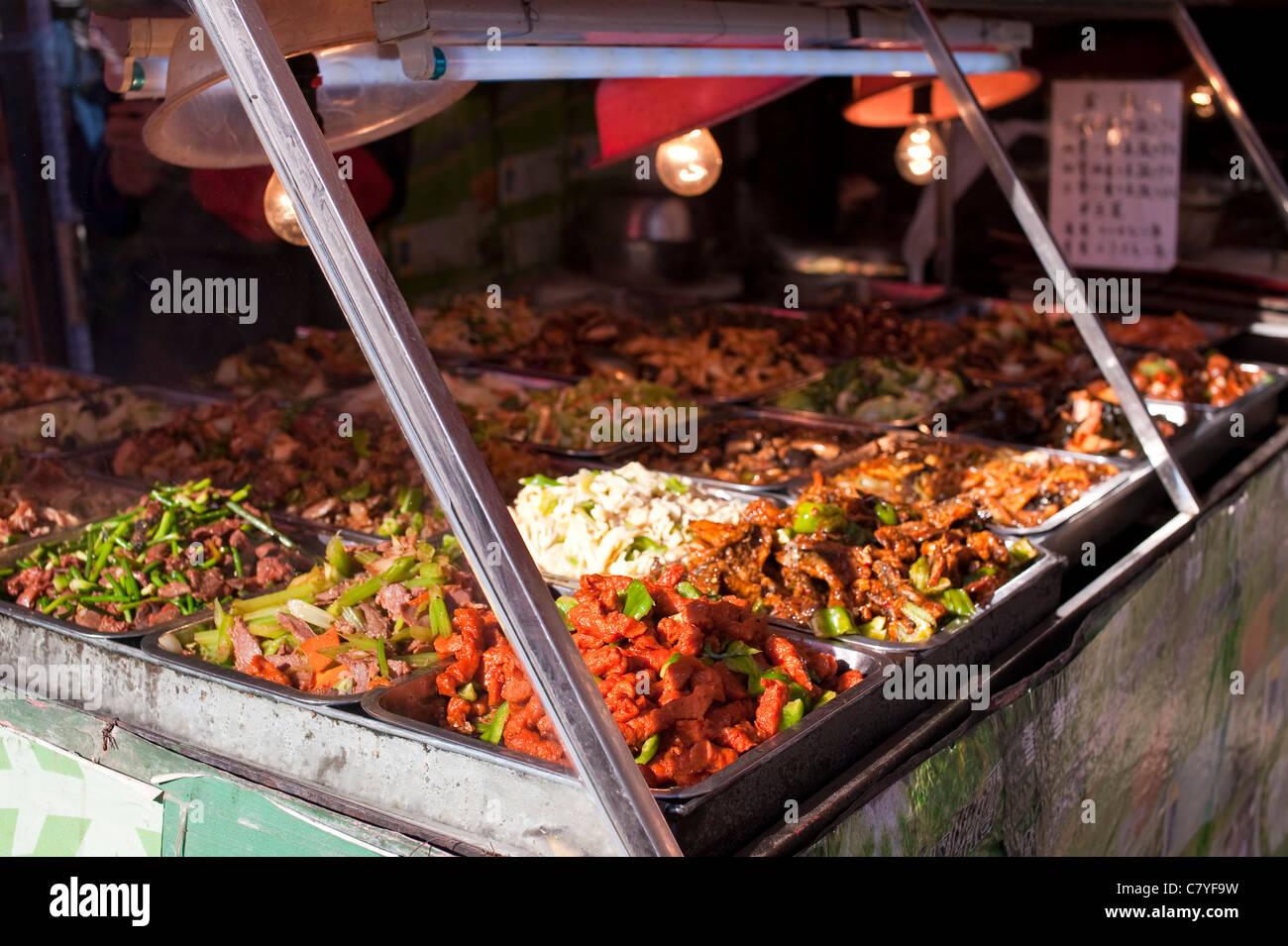 Dalian Street Food