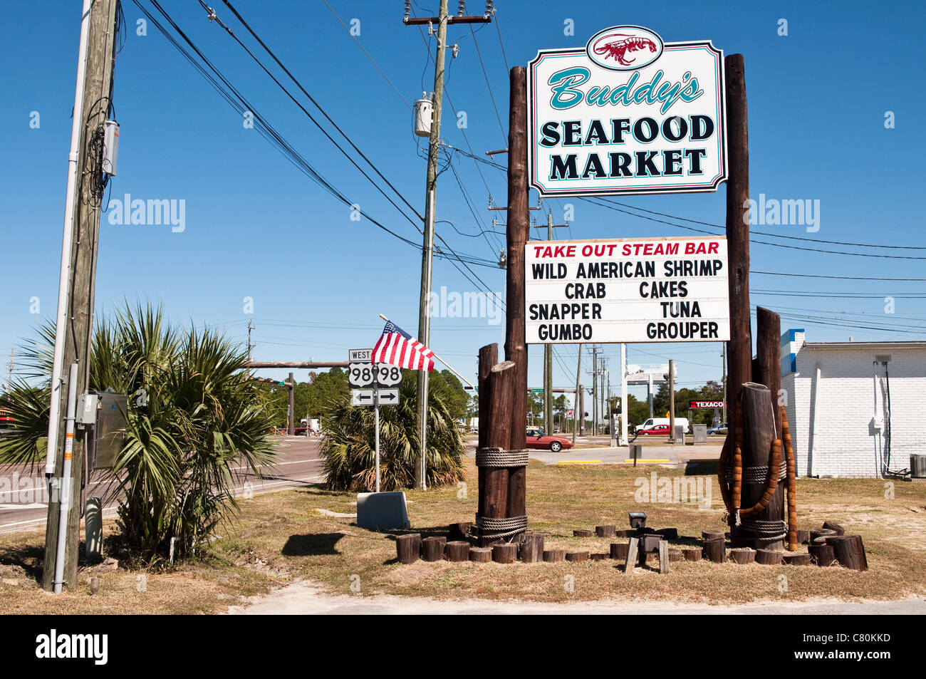 Fish Market Panama City Beach Fl