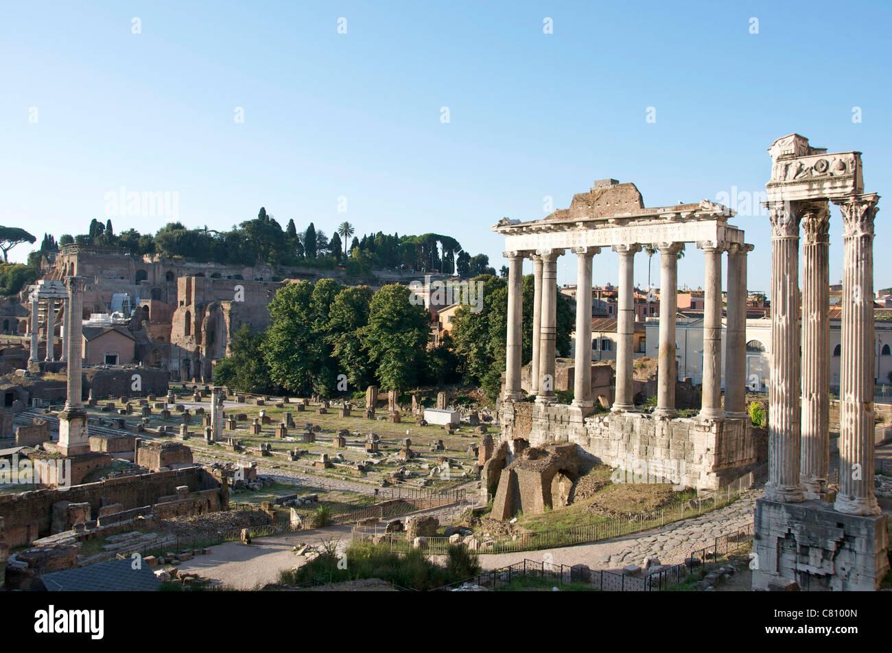 File:Temple Vesta Forum Romanum Rome Italy.jpg - Wikimedia Commons