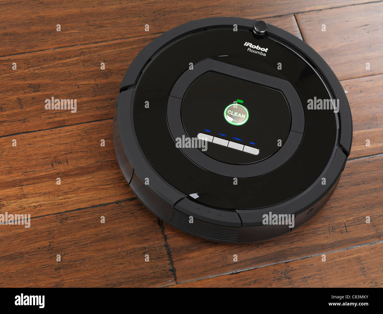 Irobot Roomba 770 Household Vacuum Cleaning Robot On