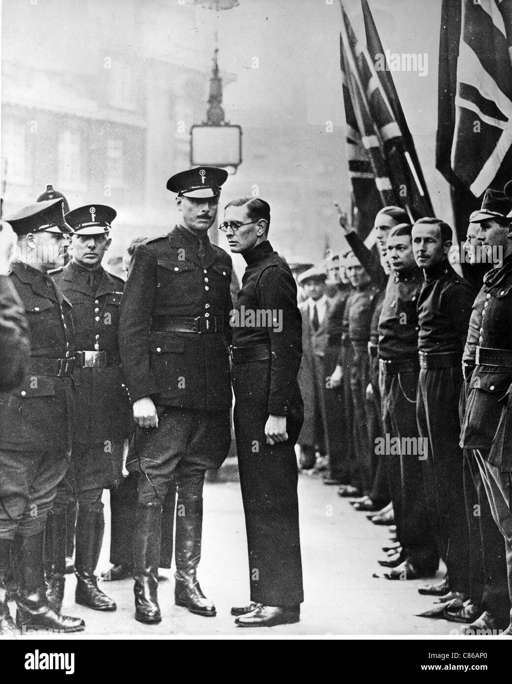 Oswald Mosley Stock Photos & Oswald Mosley Stock Images - Alamy